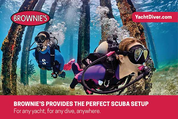 Brownies Yacht Dive and Scuba Gear