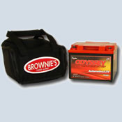variable speed diving system battery and carry bag pc925wc