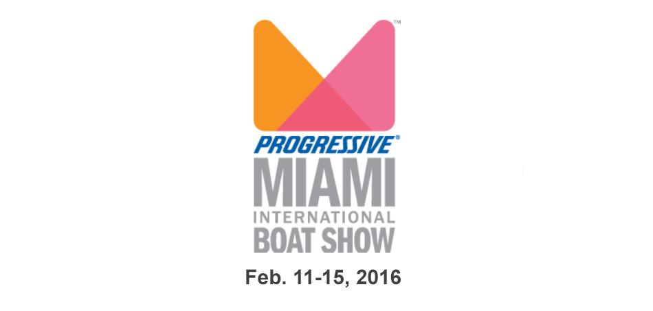 Brownie's at Miami Boat Show