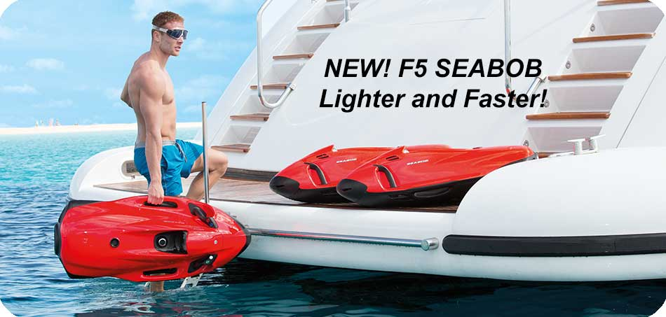 F5 Seabob from YachtDiver