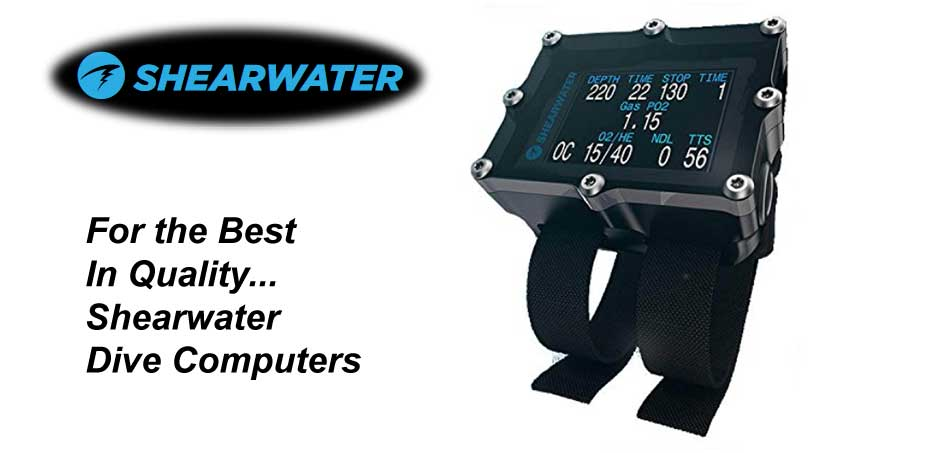 YachtDiver Shearwater Dive Computers