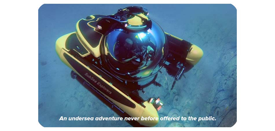 SubSea Explorers from YachtDiver