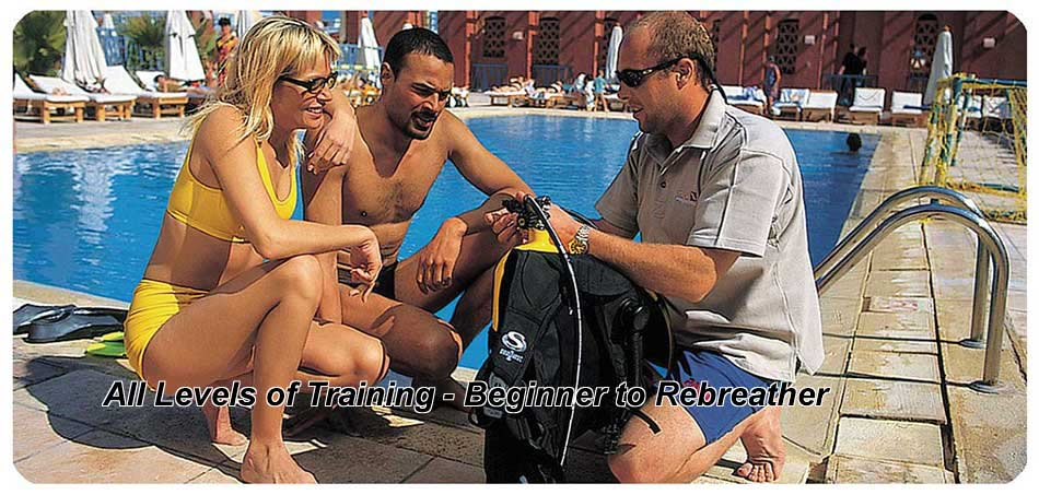YachtDiver Training