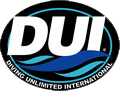 dui drysuits logo