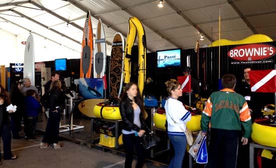 Miami Boat Show February 2017 Dive Gear News