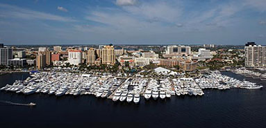 PALM BEACH BOAT SHOW 2012