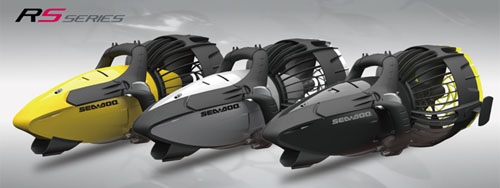 SeaDoo RS Series Scooters
