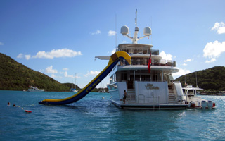 Cruiser NLSYacht Water Slide