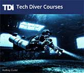 TDI Tech Diver Course